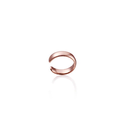 basic earcuff_rose gold