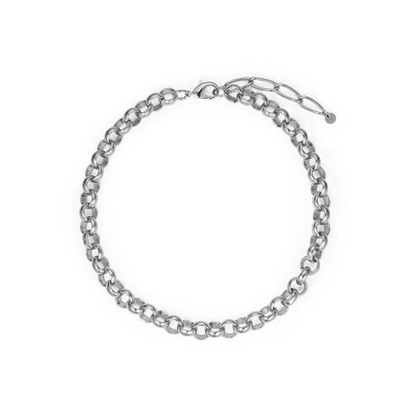 chain necklace_02_white gold