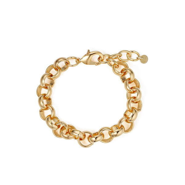chain bracelets_02_yellow gold