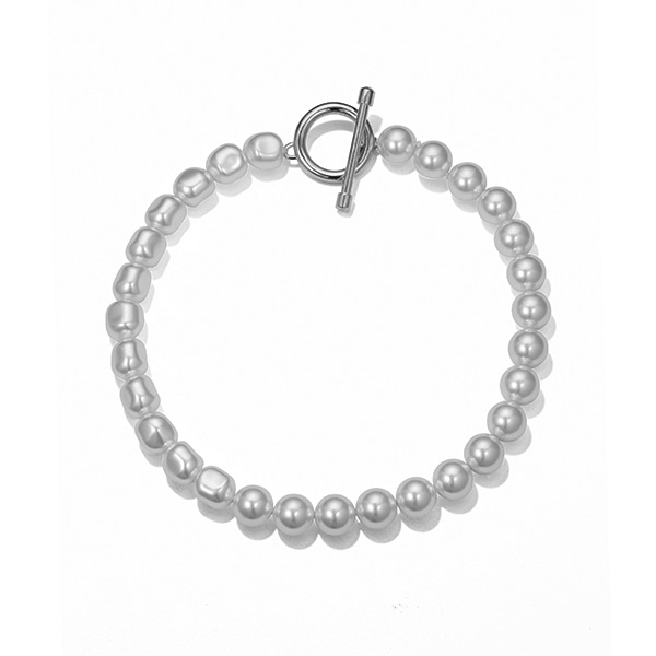 mixed pearl necklace 01_white gold