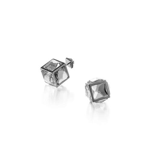 CUBE_white gold