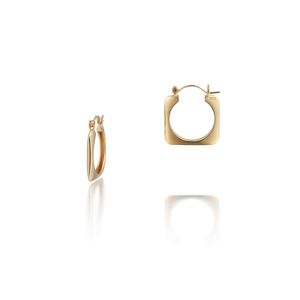 square earring_medium