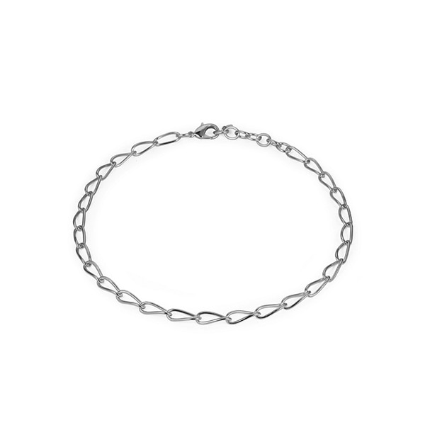 chain necklace_01_white gold