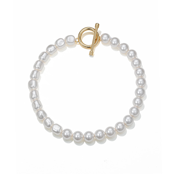 mixed pearl necklace 01